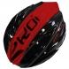 Cáscara desmontable EKCEL EVO2 Negro rojo