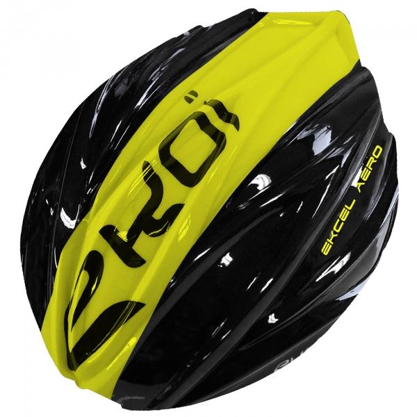 Cáscara EKCEL EVO2 Negro amarillo