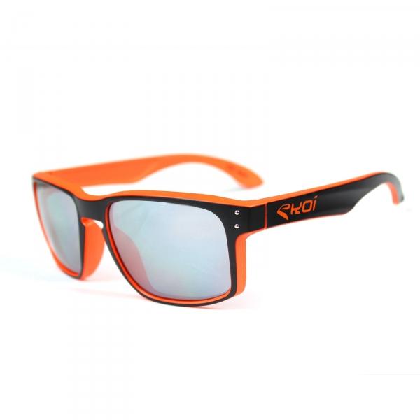 Gafas EKOI Lifestyle Negro Naranja