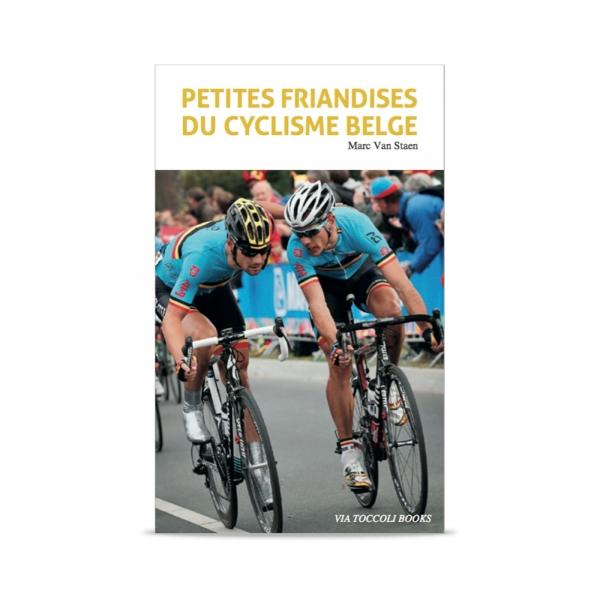 Libro Pequeñas Golosinas del ciclismo Belga