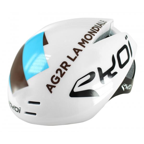 Casco EKOI AERODYNAMIC Magnetic AG2R La Mondiale