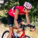 Maillot sans manches EKOI COMP10 Rouge Noir blanc