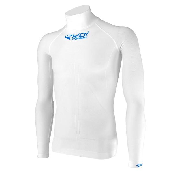 Top EKOI ML Tech 4 Cuello alto blanco