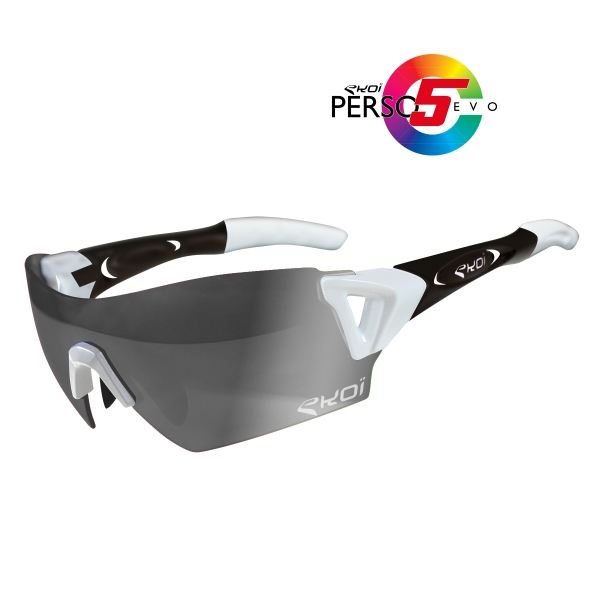 Persoevo5 EKOI LTD Blanco Negro mate PH Cat1-2