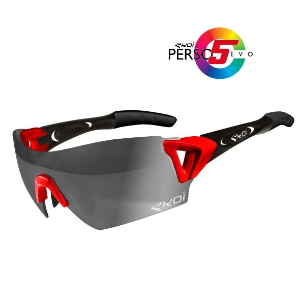 Persoevo5 EKOI LTD Rouge Noir mat PH Cat1-2