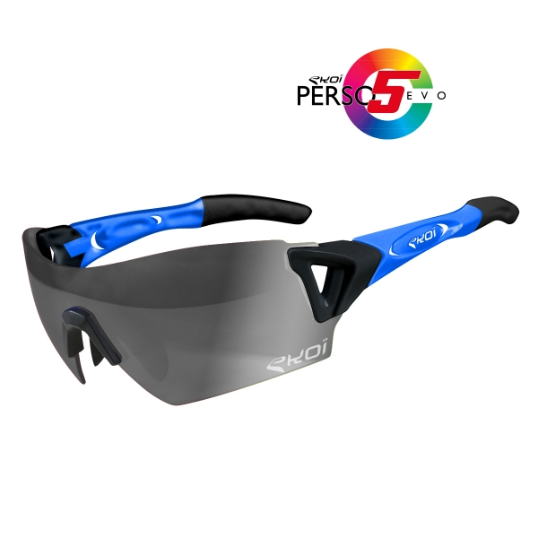 Persoevo5 EKOI LTD Noir mat Bleu PH Cat1-2