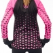 Maillot manches longues EKOI LADY Triangle Pink