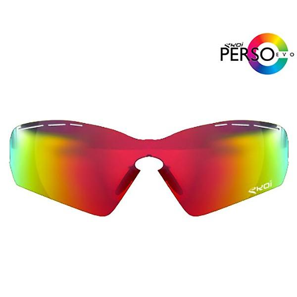 Cristal solar rojo revo Ekoi PersoEvo