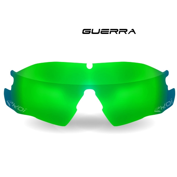 Cristal GUERRA Revo verde