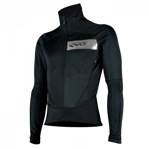 Veste thermique EKOI Elegance Black Chrome