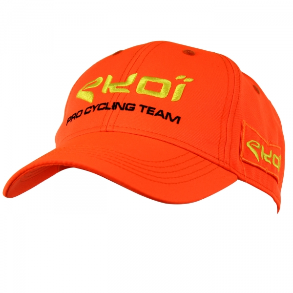 Casquette PODIUM EKOI 2016 Fluo orange