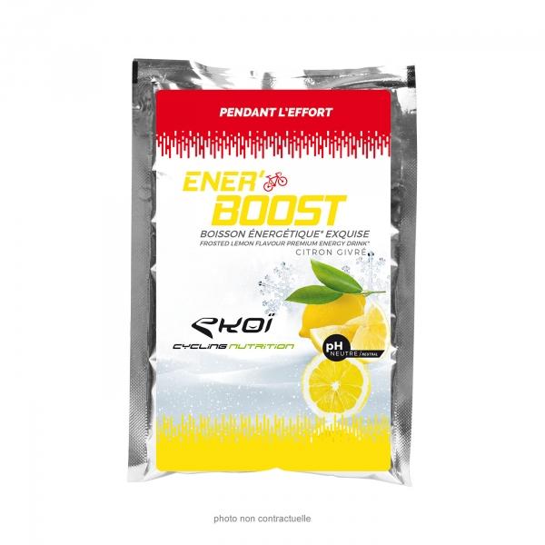 Ener'Boost sorbete de limón sobres