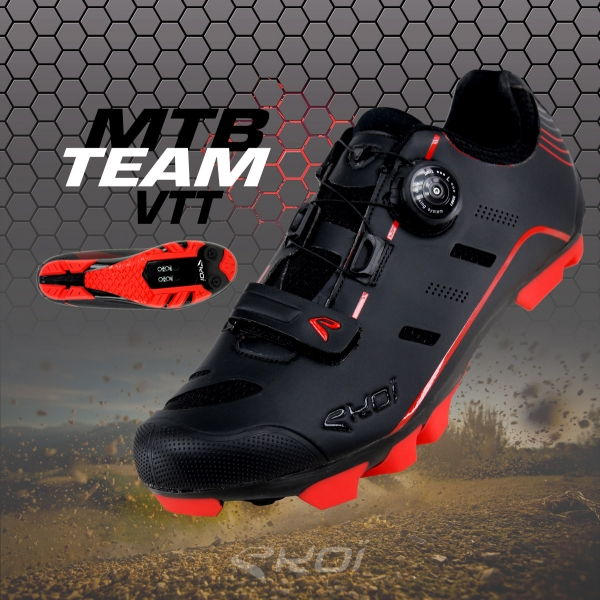 Zapatillas VTT EKOI MTB Team Evo