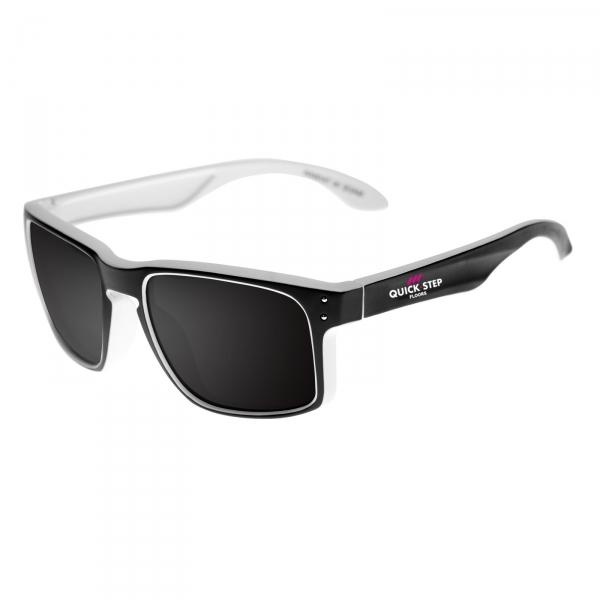 Gafas EKOI Lifestyle negras y blancas Quickstep