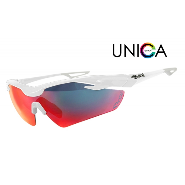 UNICA EKOI LTD Blanco Revo rojo