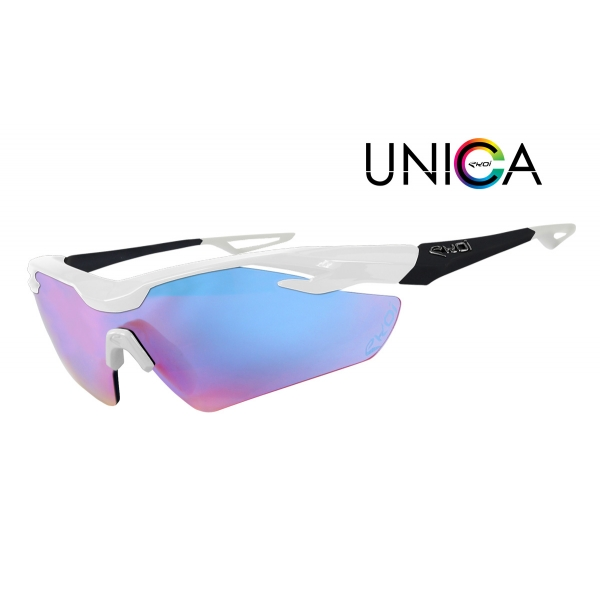 UNICA EKOI LTD Blanco Negro mate Cat1 Azul