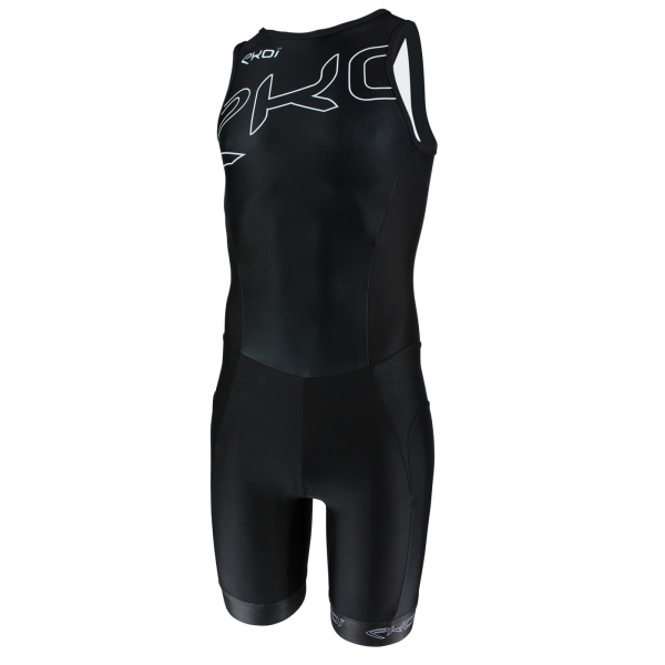 Combinaison triathlon EKOI Black