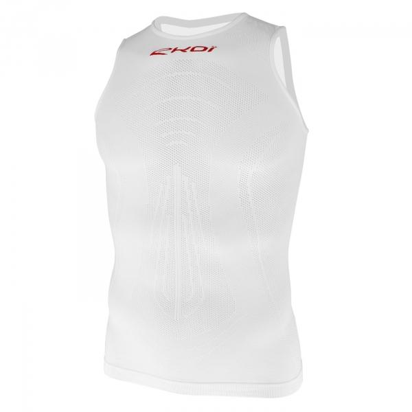 Top EKOI Underwear SM Blanc
