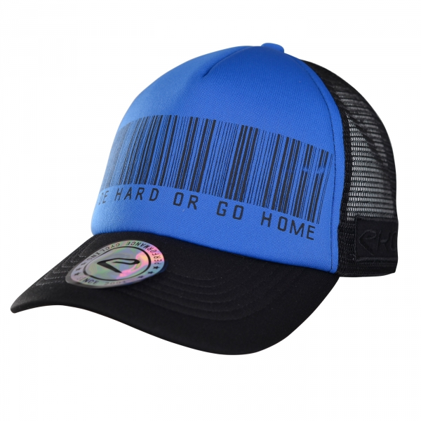 Gorra EKOI RUN Ride Hard or Gome Home