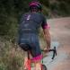 Cuissard EKOI Carbon Fiber 2 Proteam Rose Fluo