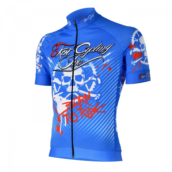 Maillot EKOI Born To Ride in EKOI Bleu